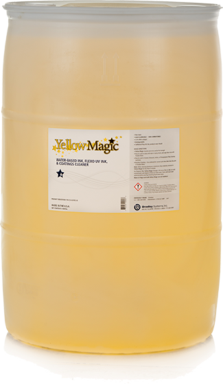 Yellow Magic Cleaner